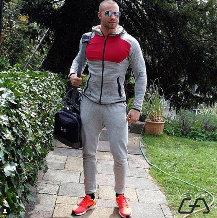 Gymshark Hoodies camisetas trainingsanzüge hombre mantel Bodybuilding und fitness hoodies Sweatshirts Muskel männer