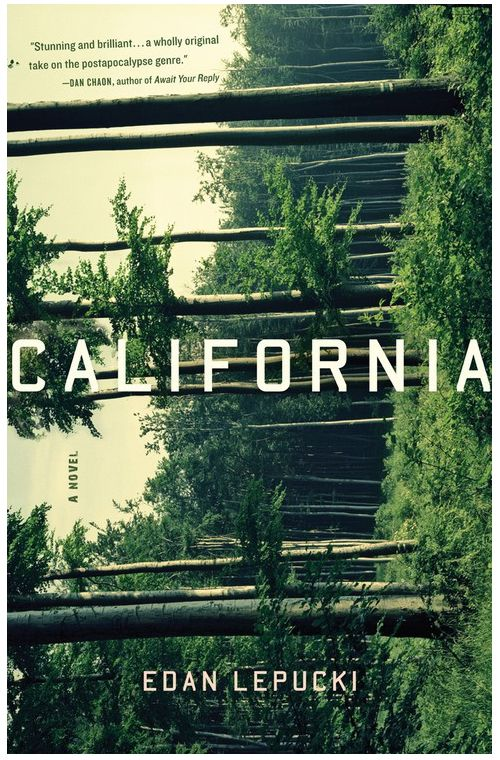 California by Edan Lepucki Why Do We Love the Apocalypse? Book Riot