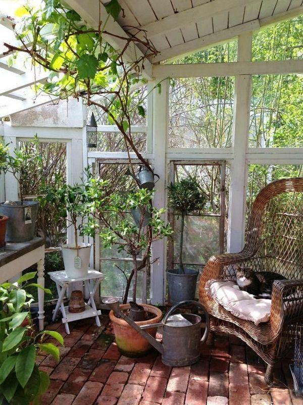 Image result for schmiedeeisen wintergarten selber machen