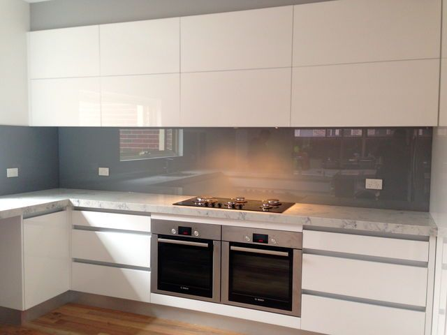 Modern Kitchen Splashbacks best 25+ coloured glass splashbacks ideas on pinterest | glass