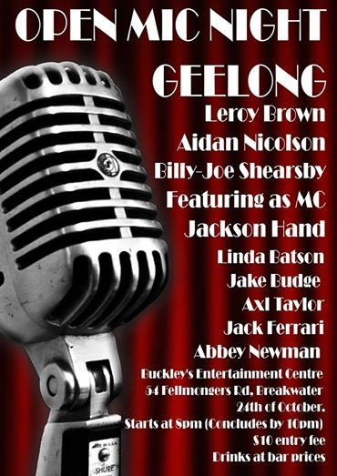 Stand Up Mic Night Geelong is a ongoing open comedy mic nights held inthe city of Geelong. These videos of the nights performances of each comedian were filmed (on the 24-10-2014) and edited by...