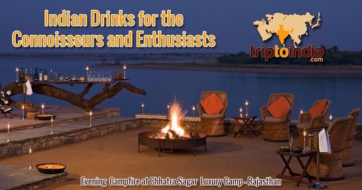Indian Drinks for the Connoisseurs and Enthusiasts