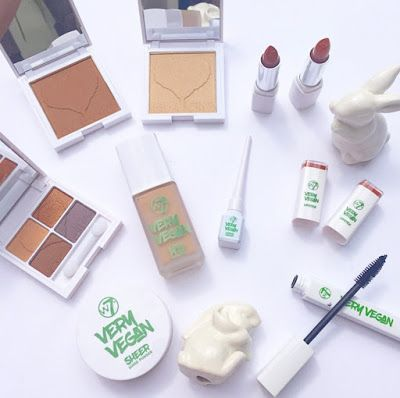 Fabulous and Fun Life: W7 Very Vegan Makeup. Click on this pin to read a full review of these vegan and cruelty free cosmetics.