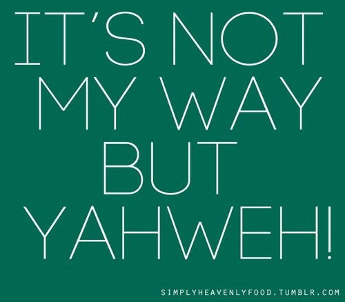 Image result for the ultimate savior is Yahweh