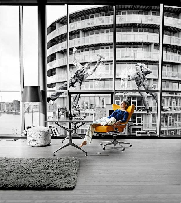 Never Thought Your Home Office Could Take Your Mind Off Things? Think  Again. Stressless. Contemporary Furniture StoresHome OfficesSanta Barbara  ...