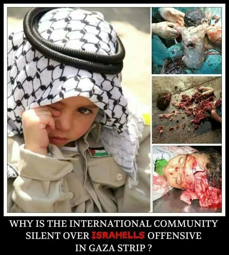 Palestinian children dies and the world only watches