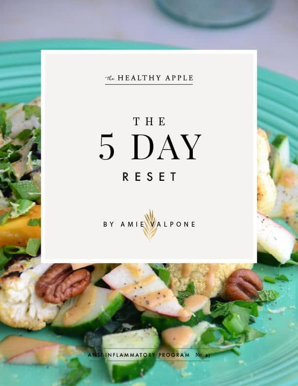 This FREE Homemade Body Cleanse is a wonderful way to kickstart your clean eating and detox plan; it's filled with healthy recipes and tips.