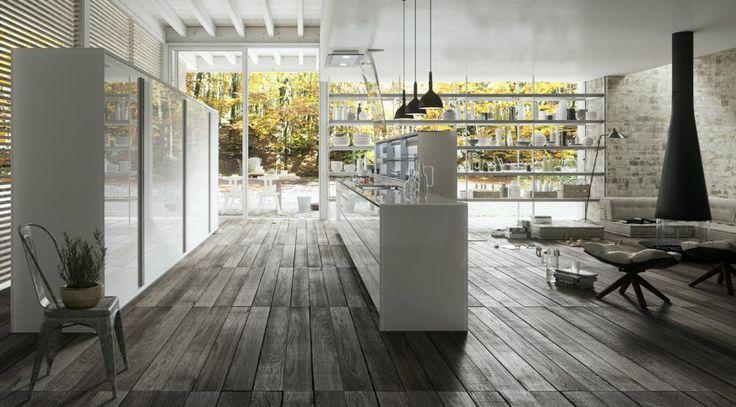 Valcucine: sustainable kitchens | New Logica System, Gabriele Centazzo, 2010 |  #designbest @valcucine |