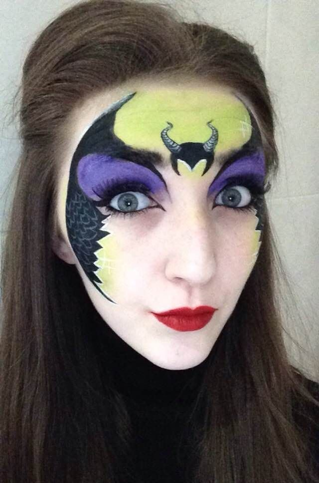 Maleficent Face Images Reverse Search