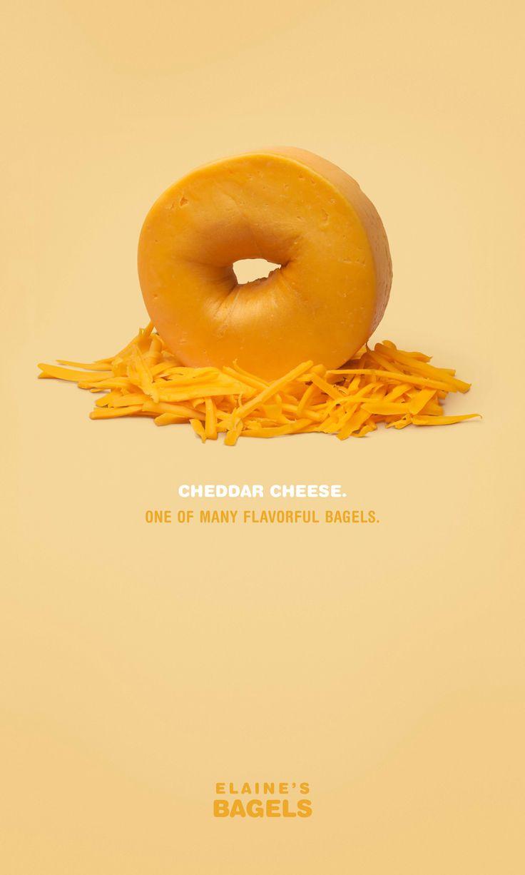 Elaine's bagels: Cheese Published: November 2009