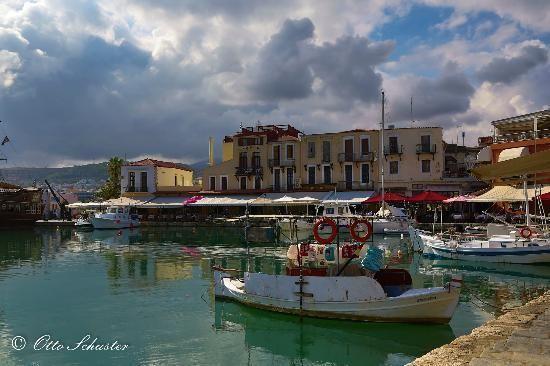Venetian Harbor - Rethymnon, Crete