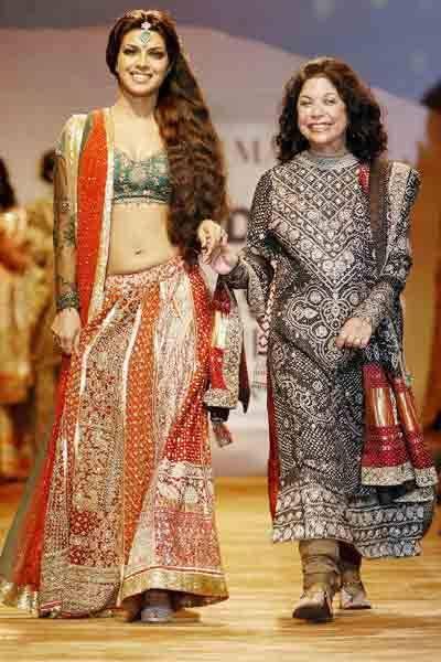 Priyanka Chopra in red dress