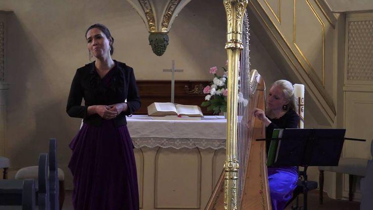 Greensleeves - Meike Leluschko, Sopran und Jenny Meyer, Harfe