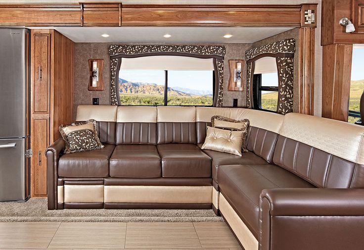 2016 Aspire Luxury Asuntoauto |  Entegra valmentaja
