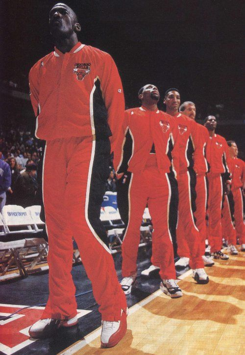 Chicago Bulls in the 90's