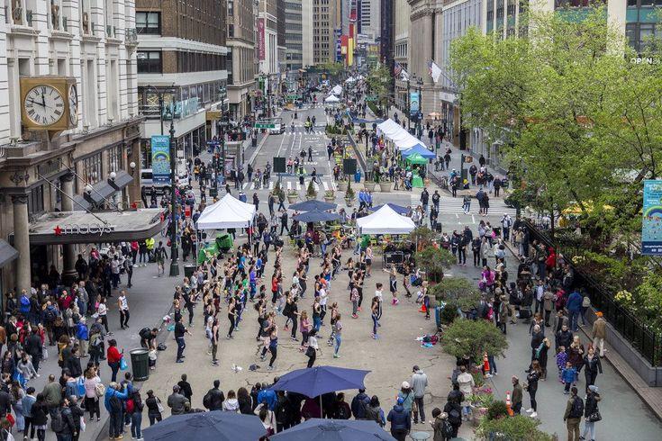 Espaços Públicos: 10 princípios para conectar as pessoas e a rua