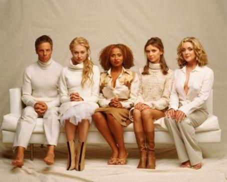 Ally McBeal  -  Calista Flockhart, Courtney Thorne-Smith, Portia de Rossi, Greg Germann, Lisa Nicole Carson, Jane Krakowski (1997)