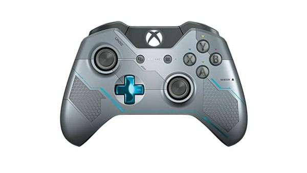 Christmas Gift Guide 2015 - Gamers Edition - Xbox One Limited Edition Halo 5: Guardians Wireless Controller