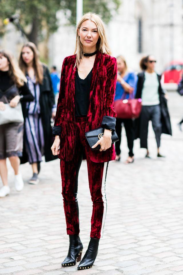 The 25  Best Velvet Suit Ideas On Pinterest