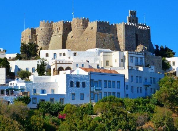 Monastery of Saint John #patmos #greekislands #greece