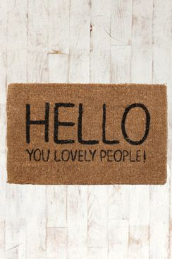 Doormat - Urban Outfitters