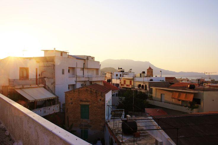 Terrass. View. House. Crete. Greece.  Photo: http://se.pinterest.com/berggren_f