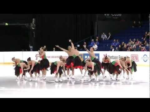 Finlandia Trophy 2012 Espoo 5.10.2012 Rockettes FIN Synchronized Skating 00039.MTS