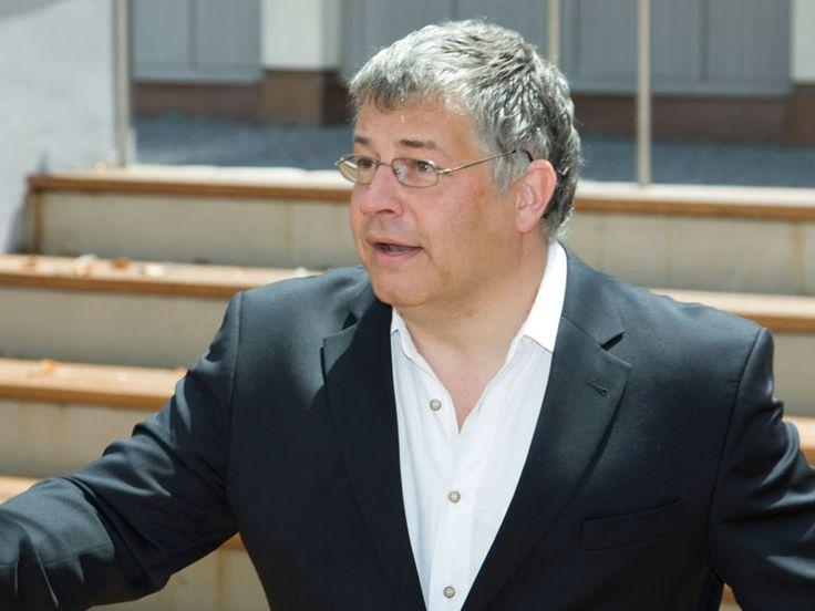 Bernhard Sieberer leitet die Markus-Passion von TELEMANN am 02.04.2017. (c) zVg