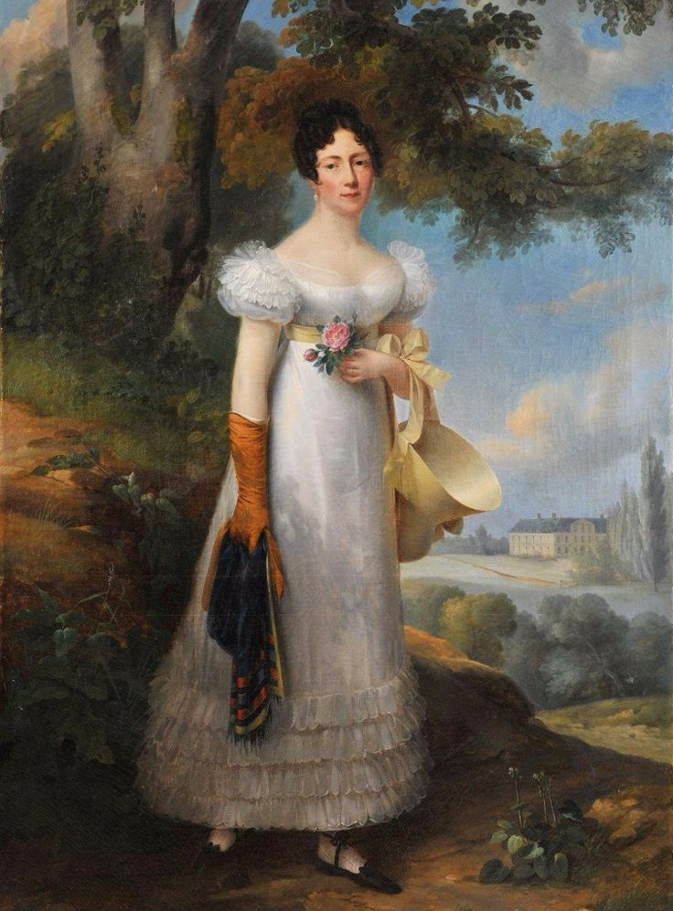 dawna moda kobieca, XIX wiek, dawne suknie, blog historia, blog historyczny