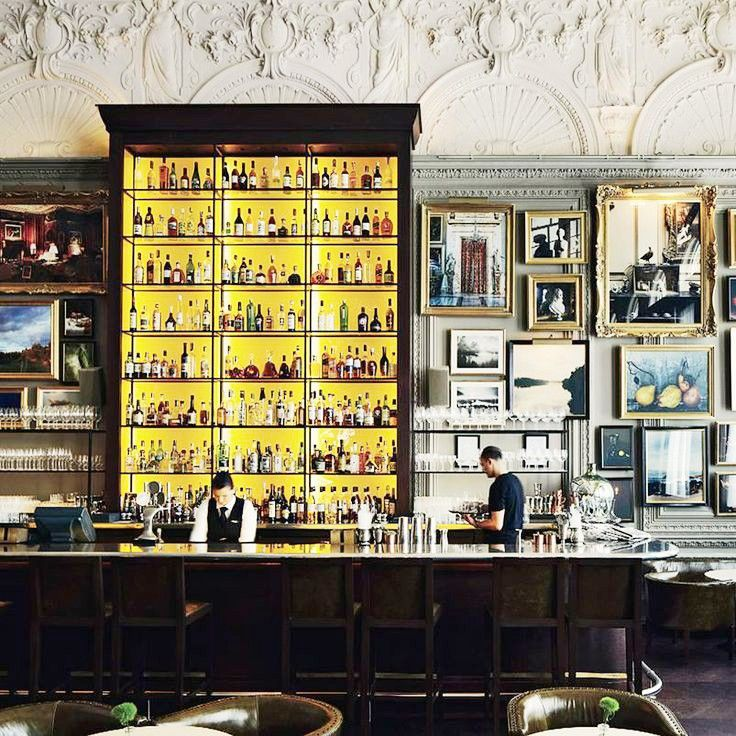 16 Breathtaking Restaurants to Add to Your Bucket List via @MyDomaine