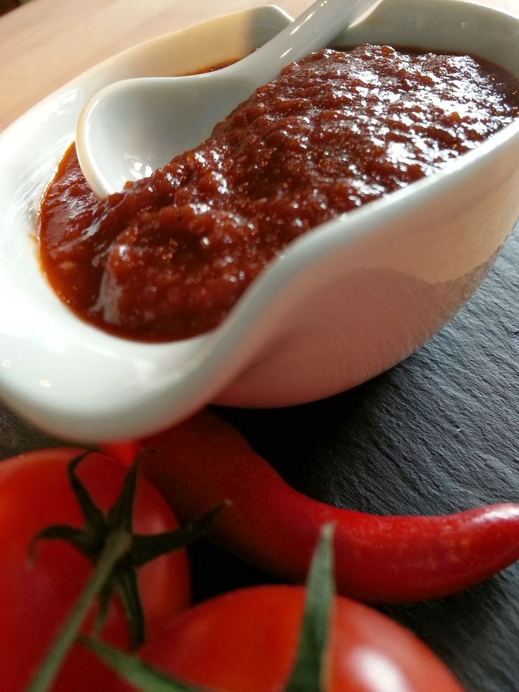 Slimming World Delights: Spicy BBQ Sauce