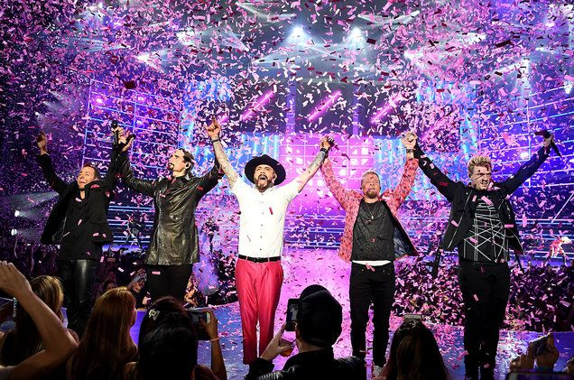 "After the Backstreet Boys announced 15 new dates for their ""Backstreet Boys: Larger Than Life"" Las Vegas residency on June 9, Kevin Richardson chats with Billboard about highlights from the show."