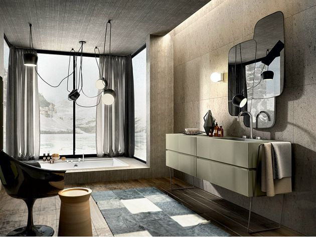 Images Photos Bathroom Vanity Inspirations by Edone Functional Aesthetically Pleasing and Modern