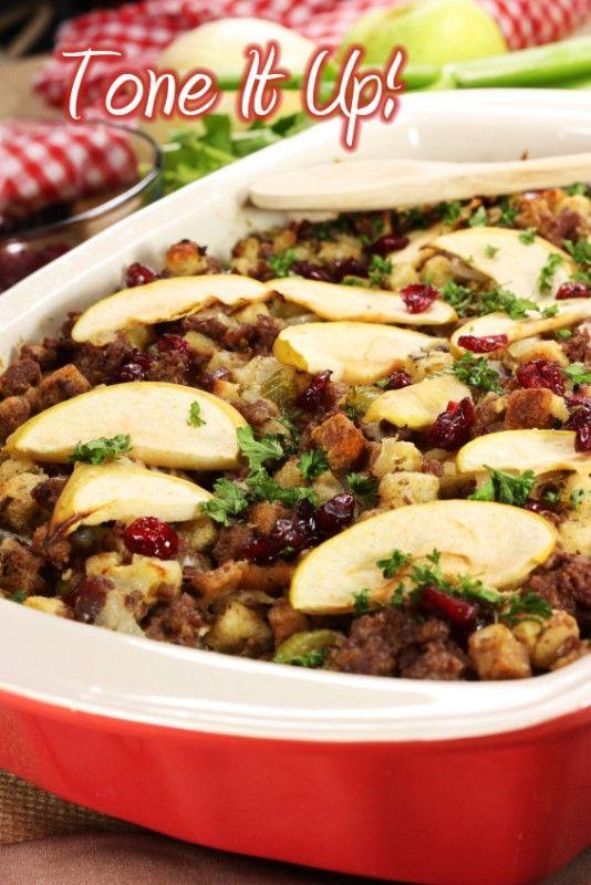 Tone It Up! Blog - Gluten Free Stuffing!