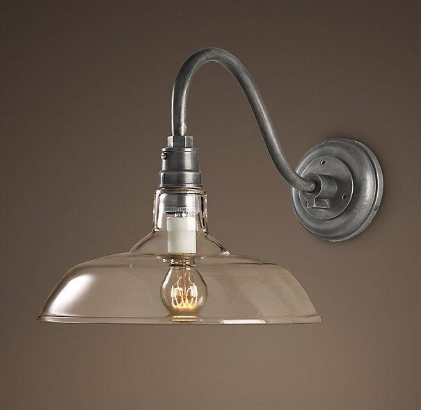 215 best lights mirrors images on pinterest Restoration bathroom lighting
