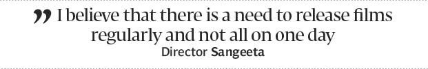 Film releases pushed ahead - The Express Tribune