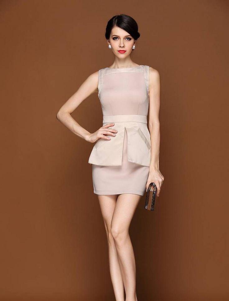 6-beige dresses