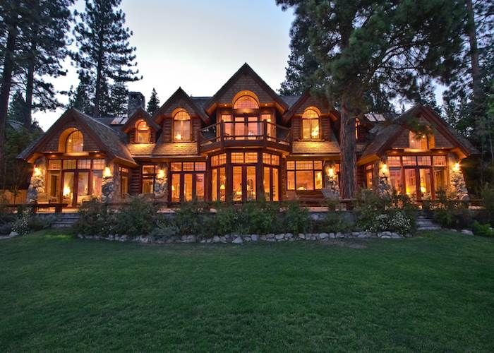 Greystone - LakefrontCarnelian Bay Vacation Rental | Tahoe Luxury Properties