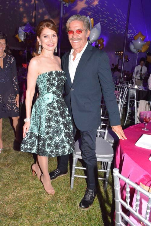 http://blacktiemagazine.com/rose-billings/Ellen_Hermanson_Foundation_Starry_Night_Summer_Gala.htm Jean Shafiroff, Chairwoman and Geraldo Rivera.  Photo by:  Rose Billings/Blacktiemagazine.com