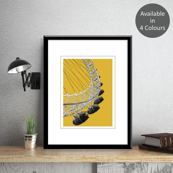 London Eye - Limited Edition Art Prints - product images  of