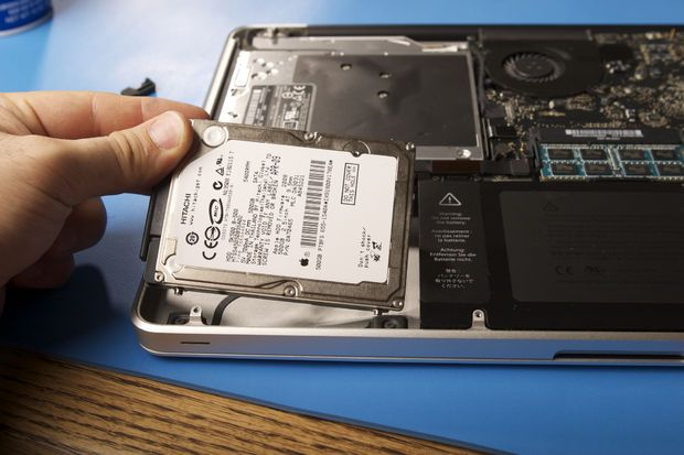 Installing Ssd Solid State Drive In Your Macbook Pro 13 Or 15 Unibody