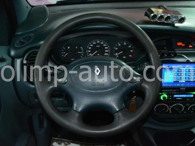 Renault Megane I, 1999 г.в. -