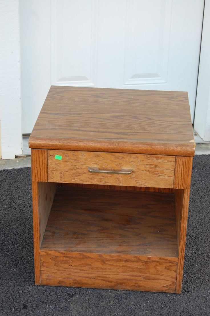 nightstand repurposed its now a kids workbench diy workbenchworkbench designsproject ideascraft - Workbench Design Ideas