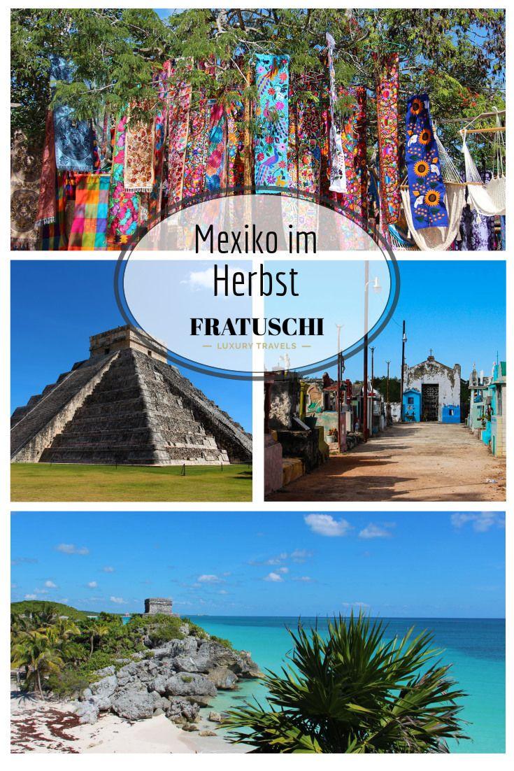 Yucatan Sommer Im Herbst Reisebericht Mexiko Urlaub Reisen Urlaub Im November