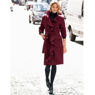 85 best Coats images on Pinterest | Double breasted, Fit and flare ...