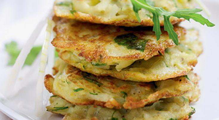 Pile de roesti... goutez à ces délicieuses galettes fait-maison !  #recette #roesti #galette