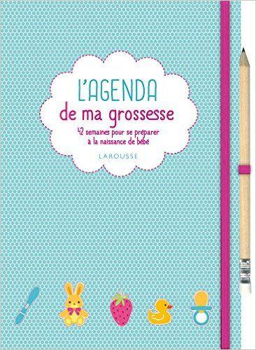 Amazon.fr - L'agenda de ma grossesse - Collectif - Livres