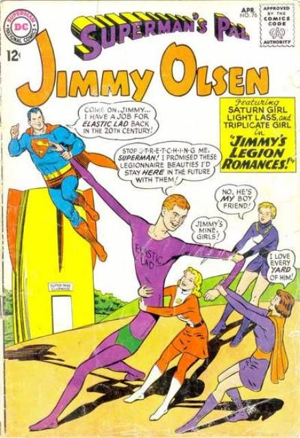 Superman's Pal, Jimmy Olsen (Volume) - Comic Vine