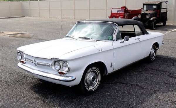 Fifty Years On 1963 Chevrolet Corvair Brochure In 2020 Chevrolet Corvair Chevrolet Chevy Corvair