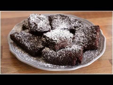 BROWNIES FONDANTS | ENJOYCOOKING - YouTube